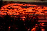 Red Centre Sunrise, Australia