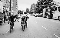 restday 2 at the Mitchelton-Scott team hotel<br /> <br /> La Vuelta 2019<br /> <br /> ©kramon