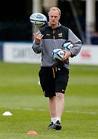 Photo: Richard Lane/Richard Lane Photography. Bath Rugby v Wasps. Gallagher Premiership. 05/05/2019. Wasps' coach, Lee Blackett.