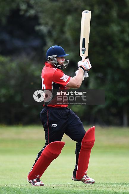 NELSON, NEW ZEALAND - Premiership Cricket - Stoke/Nayland v Wanderers/Motueka. Brightwater Domain, Nelson. Saturday 23 January 2021. (Photo by Chris Symes/Shuttersport Limited)