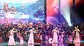 North Korean Samjiyon art troupe performance