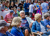 The Hague, Netherlands, 09 June, 2018, Tennis, Play-Offs Competition, crowd, spectators<br /> Photo: Henk Koster/tennisimages.com