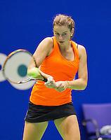 15-12-12, Rotterdam, Tennis Masters 2012,     Quirine Lemoine
