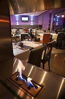 Europe/France/Rhône-Alpes/74/Haute-Savoie/Megève: Salle du Café, Restaurant: 540 Café,