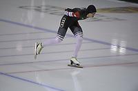 SPEEDSKATING: Calgary, The Olympic Oval, 08-02-2020, ISU World Cup Speed Skating, 5000m Men Division B, Hanyang Shen (CHN), ©foto Martin de Jong