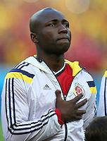 Pablo Armero of Colombia