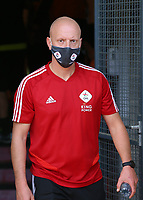 OHL's assistant coach Arno Van Den Abbeel  pictured before a female soccer game between Standard Femina de Liege and Oud Heverlee Leuven on the second matchday of the 2020 - 2021 season of Belgian Scooore Women s SuperLeague , saturday 5 th of September 2020  in Angleur , Belgium . PHOTO SPORTPIX.BE | SPP | SEVIL OKTEM