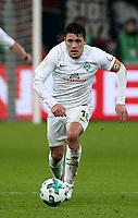 06.02.2018, Bay - Arena, Leverkusen, GER, DFB-Pokal, Bayer 04 Leverkusen vs Werder Bremen<br /> , <br />Zlatko Junuzovic (Bremen) *** Local Caption *** © pixathlon<br /> Contact: +49-40-22 63 02 60 , info@pixathlon.de