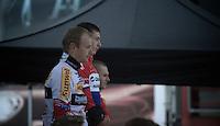 podium boys:<br /> 1/ Lars Van der Haar (NLD/Giant-Shimano)<br /> 2/ Kevin Pauwels (BEL/Sunweb-Napoleon Games)<br /> 3/ Corne Van Kessel (NLD/Telenet-Fidea)<br /> <br /> Zolder CX UCI World Cup 2014