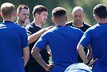 18.06.18  Steven Gerrard team talk