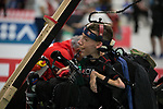 Eric Bussiere (CAN)<br /> BISFed 2018 World Boccia Championships <br /> Exhibition Centre Liverpool<br /> 12.08.18<br /> ©Steve Pope<br /> Sportingwales
