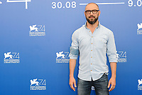 Belgian director Michael Roskam attends a photo call for the movie 'Le Fidele' at the 74th Venice Film Festival on September 8, 2017 in Venice, Italy.<br /> UPDATE IMAGES PRESS/Marilla Sicilia<br /> <br /> *** ONLY FRANCE AND GERMANY SALES ***