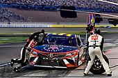 #95: Matt DiBenedetto, Leavine Family Racing, Toyota Camry Barstool Sports
