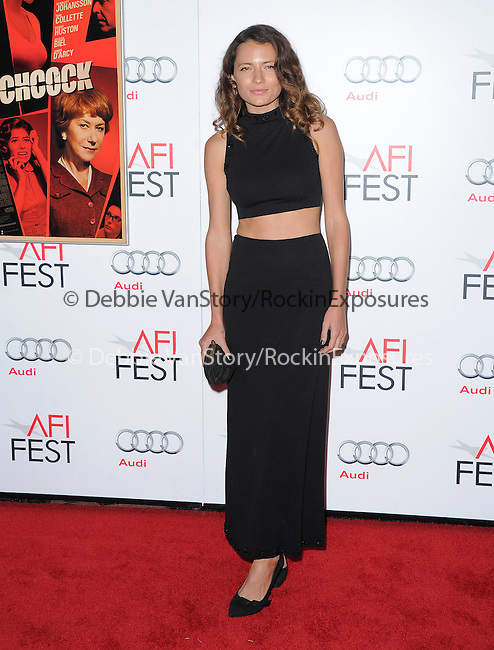 Karina Deyko at The AFI FEST 2012 Hitchcock Gala Screening held at The Grauman's Chinese Theatre in Hollywood, California on November 01,2012                                                                               © 2012 Hollywood Press Agency