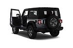 Car images of 2020 JEEP Wrangler Sport 3 Door SUV Doors