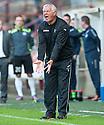 Dunfermline manager Jim Jeffries.