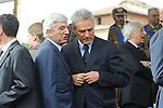 GIANNI DE GENNARO CON FRANCESCO RUTELLI -  SFILATA DEL 2 GIUGNO AI FORI IMPERIALI  ROMA 2009