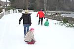 Snow Queensboro 1/12/10