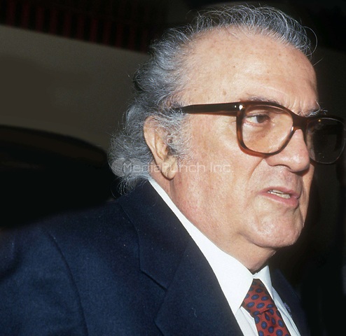 Federico Fellini 1977<br /> Photo By John Barrett/PHOTOlink.net / MediaPunch