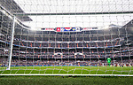 The Santiago Bernabeu Stadium is seen prior to the La Liga match between Real Madrid and Valencia CF on 29 April 2017 in Madrid, Spain. Photo by Diego Gonzalez Souto / Power Sport Images