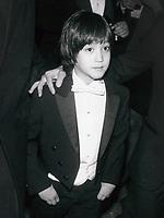Sean Lennon 1978<br /> Photo By John Barrett-PHOTOlink.net / MediaPunch