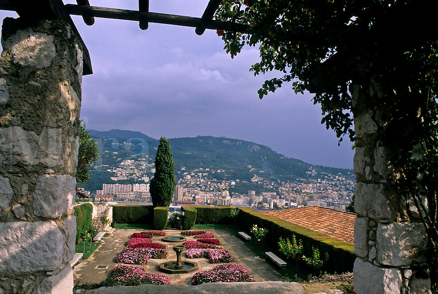 Franciscan Monastery in Cimiez Nice France