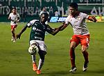 Deportivo Cali venció 1-0 a Independiente Santa Fe. Fecha 2 Cuadrangulares Liga II-2019.