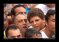 Cassim Jordy e filho.<br /> Belém, Pará, Brasil<br /> Foto Paulo Santos/Interfoto<br /> 12/10/2008