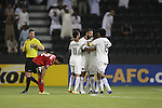 Al Sadd vs Lokomotiv during the 2015 AFC Champions League Group C match on February 25, 2015 at the Jassim Bin Hamad Stadium in Doha, Qatar. Photo by Adnan Hajj / World Sport Group