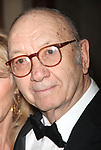 """Neil Simon attending the After Party for the Opening Night Broadway performance  for """"PROMISES, PROMISES"""" at the Plaza Hotel, New York City.<br />April 25, 2010"""