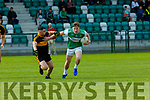 Conor Keane Legion David NAughton  Dr Crokes during their O'Donoghue cup clash in Killarney on Sunday