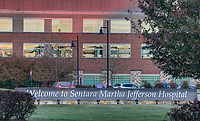 Sentara Martha Jefferson Hospital located in Charlottesville, Va. Photo/Andrew Shurtleff Photography, LLC