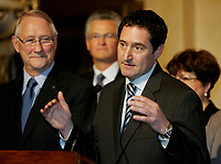 Montreal (Qc) CANADA - 2011 File Photo -<br /> Michael Applebaum<br />  - Michael Applebaum is one of the possible replacement of Mayor Gerald Tremblay who resigned November 5, 2012.