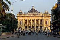 Oper in Hanoi, Vietnam