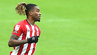 Ivan Toney of Brentford during Brentford vs Preston North End, Sky Bet EFL Championship Football at the Brentford Community Stadium on 4th October 2020