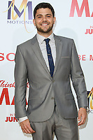 HOLLYWOOD, LOS ANGELES, CA, USA - JUNE 09: Jerry Ferrara at the Los Angeles Premiere Of Screen Gems' 'Think Like A Man Too' held at the TCL Chinese Theatre on June 9, 2014 in Hollywood, Los Angeles, California, United States. (Photo by David Acosta/Celebrity Monitor)