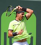 Rafael Nadal (ESP) defeats Nicolas Mahut (FRA) by 6-4, 7-6,
