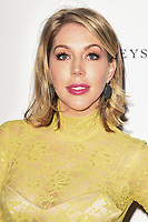 LONDON, UK. June 13, 2019: Katherine Ryan arriving for Caudwell Butterfly Ball 2019 at the Grosvenor House Hotel, London.<br /> Picture: Steve Vas/Featureflash