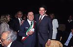 ALBERTO SORDI CON RICCARDO ROSSI<br /> GLI 80 ANNI DI ALBERTO SORDI <br /> NOMINATO PER L'OCCASIONE SINDACO DI ROMA PER UN GIORNO - 15 GIUGNO 2000
