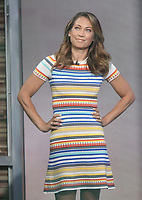 July 20, 2021.Ginger Zee in Good Morning America in New York July 20, 2021 Credit:RW/MediaPunch