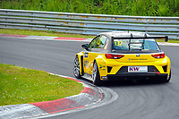 Race of Germany Nürburgring Nordschleife 2016 Qualifying ETCC 2016 #137 Lema Racing SEAT León Fábio Mota (PRT) © 2016 Musson/PSP. All Rights Reserved.