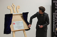 2015 01 29 Princess Anne at the University Hospital Wales, Cardiff, UK
