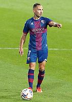 SD Huesca's David Ferreiro during La Liga match. September 30,2020. (ALTERPHOTOS/Acero)<br /> Liga Spagna 2020/2021 <br /> Huesca Vs Atletico Madrid <br /> Photo Acero/Alterphotos / Insidefoto <br /> ITALY ONLY