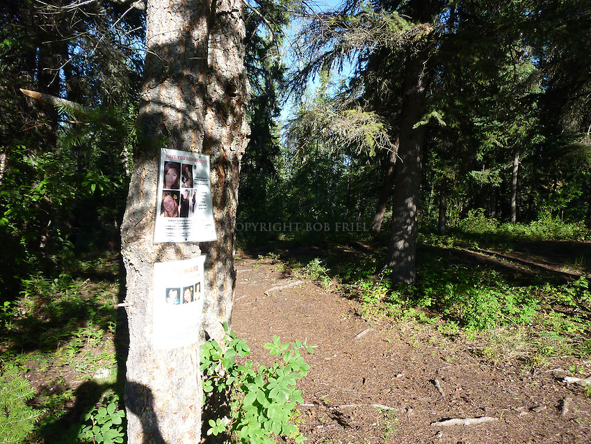 Lake where Madison Scott disappeared