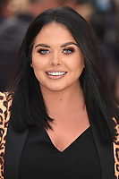 """Scarlett Moffatt<br /> at the World Premiere of  """"King of Thieves"""", Vue Cinema Leicester Square, London<br /> <br /> ©Ash Knotek  D3429  12/09/2018"""