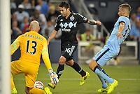 Sporting Kansas City vs Manchester City, July 23, 2014