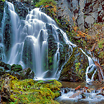 Kings Creek Falls, Lassen Volcanic National Park, California