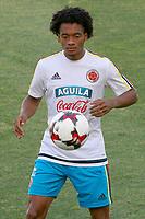 Colombia's Juan Guillermo Cuadrado during training session. June 6,2017.(ALTERPHOTOS/Acero) (NortePhoto.com) (NortePhoto.com)