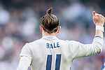 Gareth Bale of Real Madrid reacts during their La Liga match between Real Madrid and Deportivo Alaves at the Santiago Bernabeu Stadium on 02 April 2017 in Madrid, Spain. Photo by Diego Gonzalez Souto / Power Sport Images