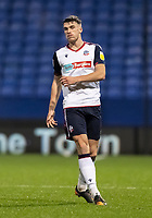 Bolton Wanderers' Ryan Delaney looks on <br /> <br /> Photographer Andrew Kearns/CameraSport<br /> <br /> The EFL Sky Bet League Two - Bolton Wanderers v Mansfield Town - Tuesday 3rd November 2020 - University of Bolton Stadium - Bolton<br /> <br /> World Copyright © 2020 CameraSport. All rights reserved. 43 Linden Ave. Countesthorpe. Leicester. England. LE8 5PG - Tel: +44 (0) 116 277 4147 - admin@camerasport.com - www.camerasport.com